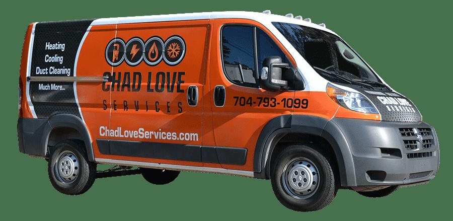 Chad Love Truck