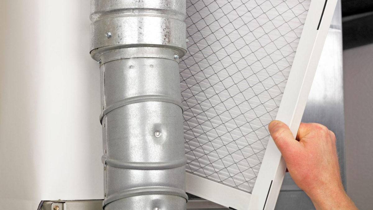 HVAC Tune Up filter